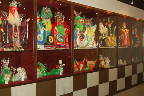 布袋戲文物館