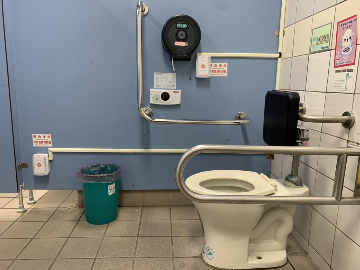 無障礙男廁-2