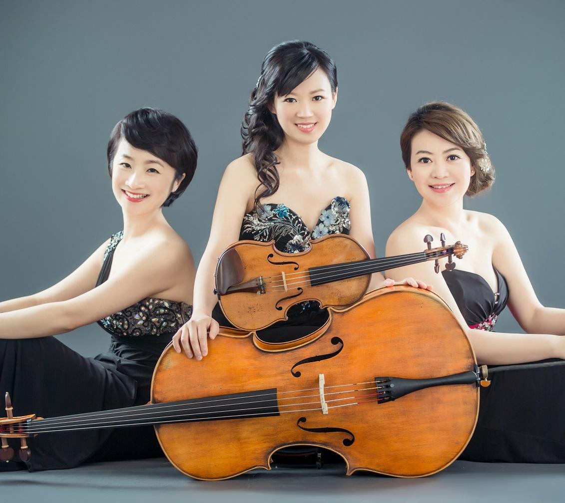 "11/18(日)14:30 菁英藝術家三重奏《生命的頌歌 Elite Artists Trio ""Ode to Life""》"