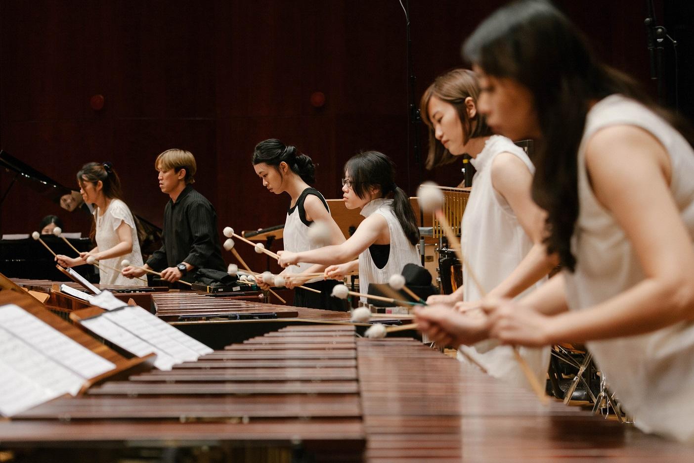12月1日(日)14:30 台北打擊樂團《2019台北打擊樂團爵士音樂會「冬之旅」》