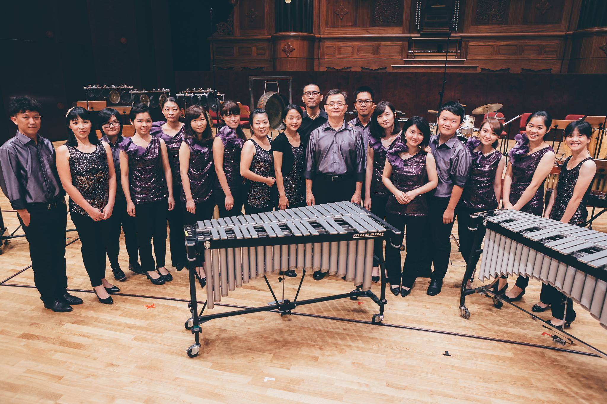 台北打擊樂團「擊」出新風格 古典音樂變身爵士樂!