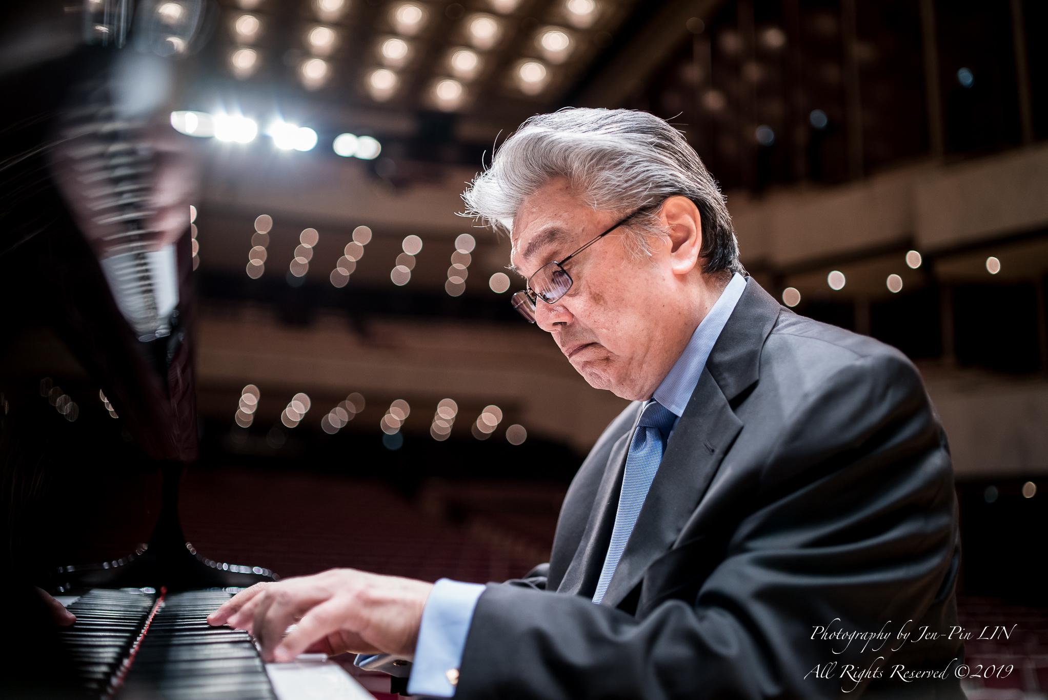 鋼琴教父宋允鵬 說故事「彈」貝多芬