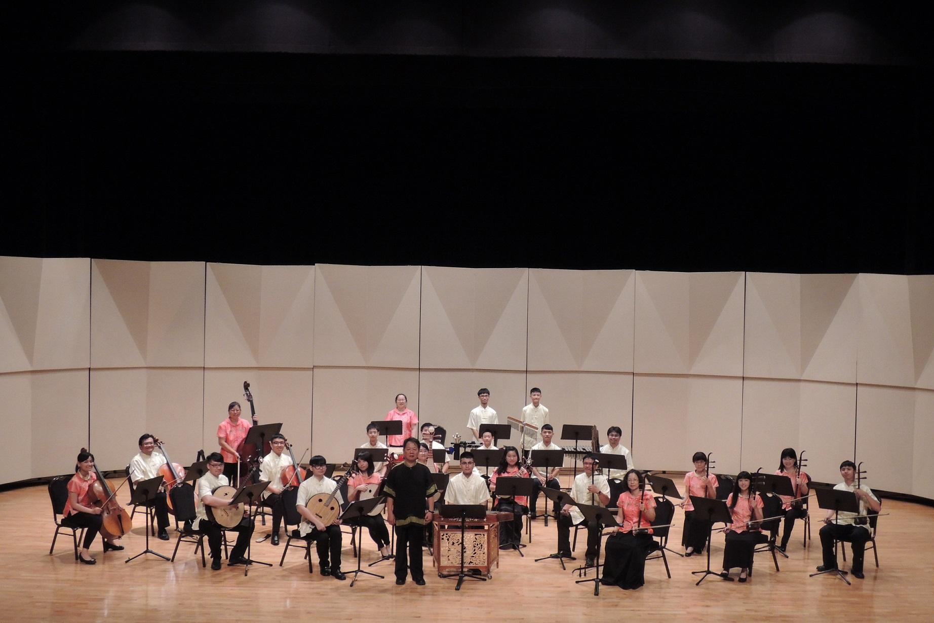 12月20日(日)台灣絲竹室內樂團《絲長竹青》