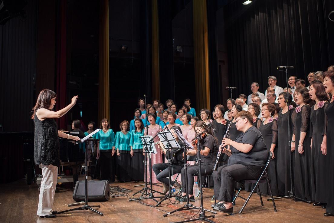 12月22日(二)財團法人采苑藝術文教基金會《2020合唱戲劇「親恩物語~角落裡的蘕線衫」》