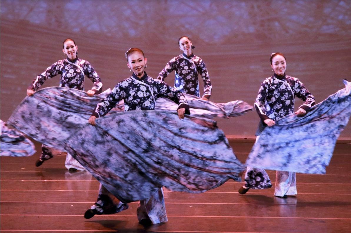 12月5日(六)、12月6日(日)紅瓦民族舞蹈團《山嵐藍染》