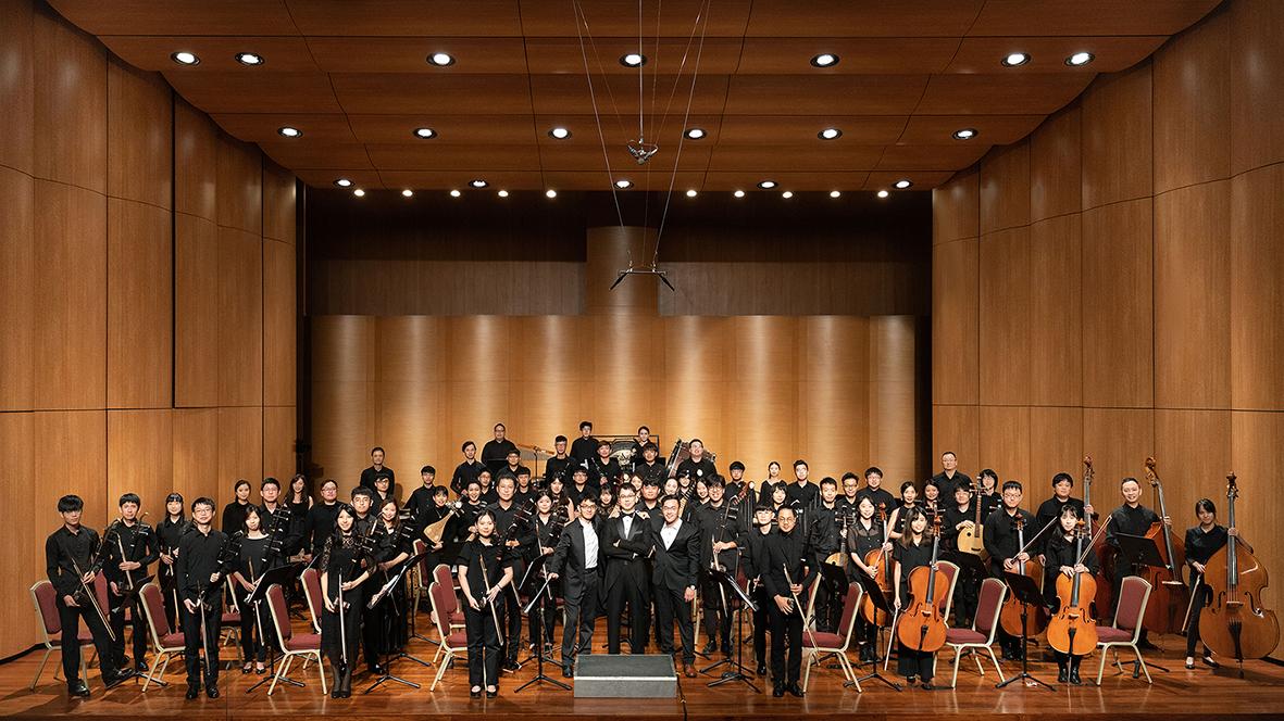 群藝民族管弦樂團《樂尋寶島-閩南巡禮》